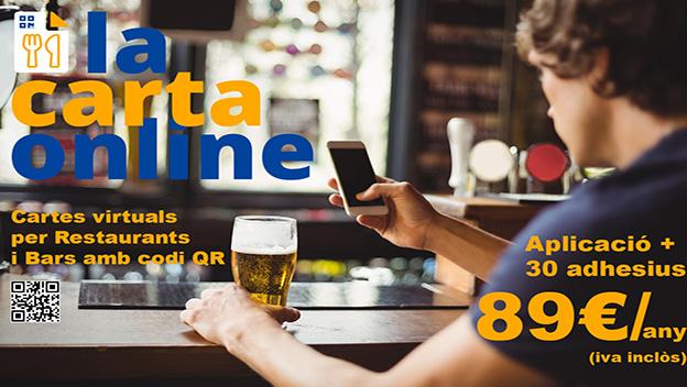 APP QR para Bares/Restaurantes