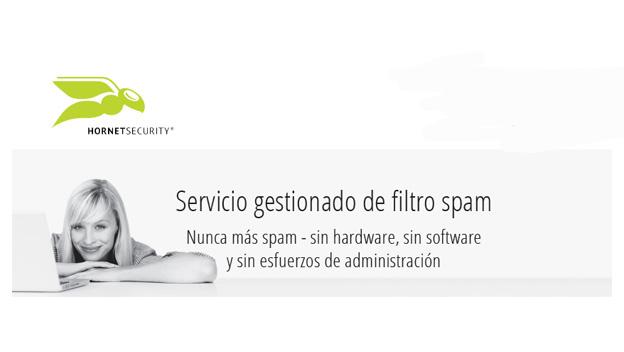 Servei filtre Spam